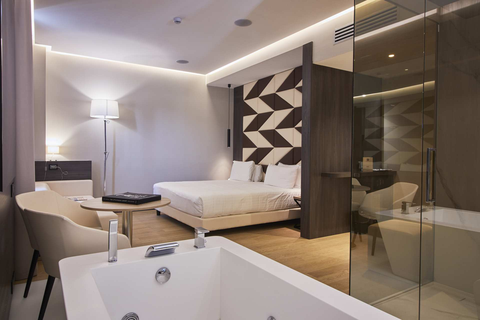 iH Hotels Milano Ambasciatori Suite Vasca