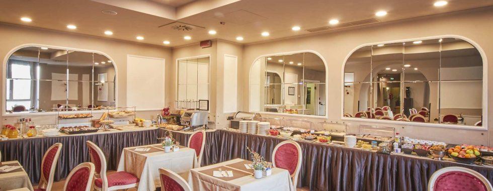 ih hotels milano ambasciatori sala colazione