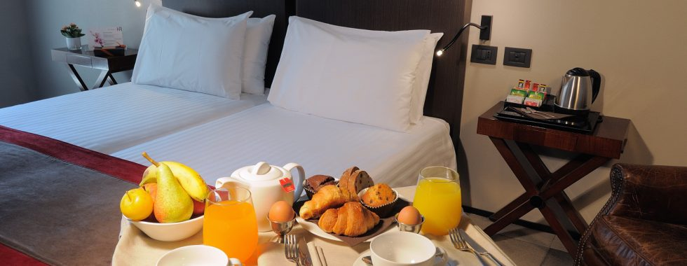 iH Hotels Milano Ambasciatori- Room Service