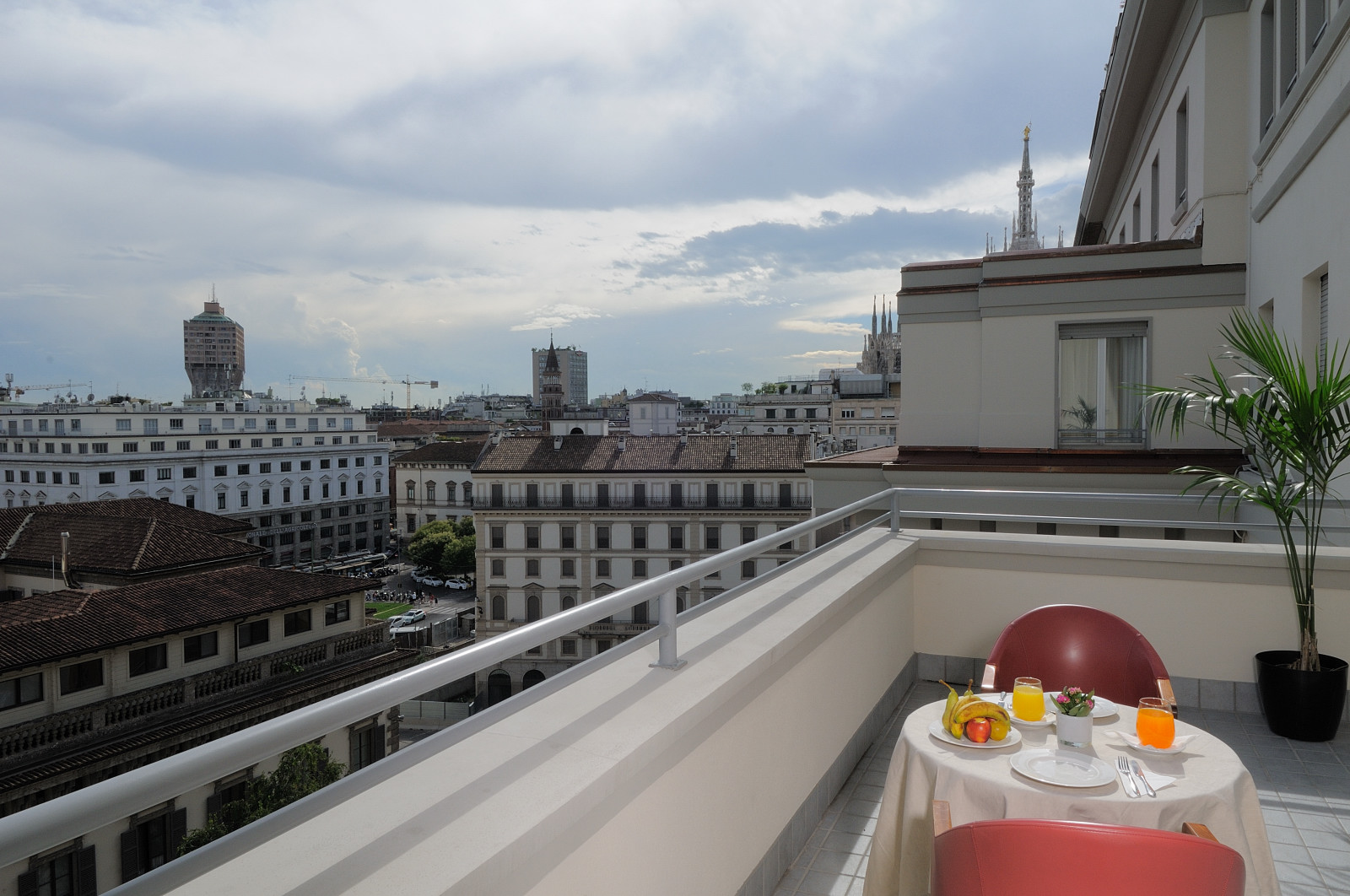 iH Hotels Milano Ambasciatori- Superior Room Terrace