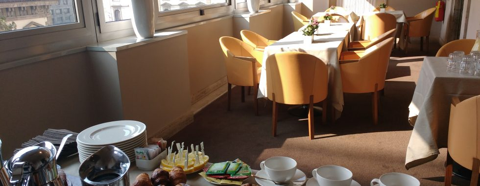 iH Hotels Milano Ambasciatori - Coffee Break