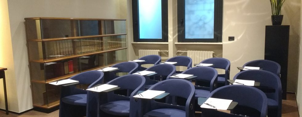 iH Hotels Milano Ambasciatori- Meeting Room